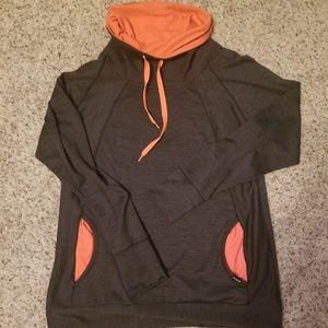 Activewear Cowl Neck Sweater